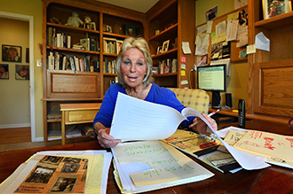 Burlington County Times: Columnist Sally Friedman to be honored Thursday